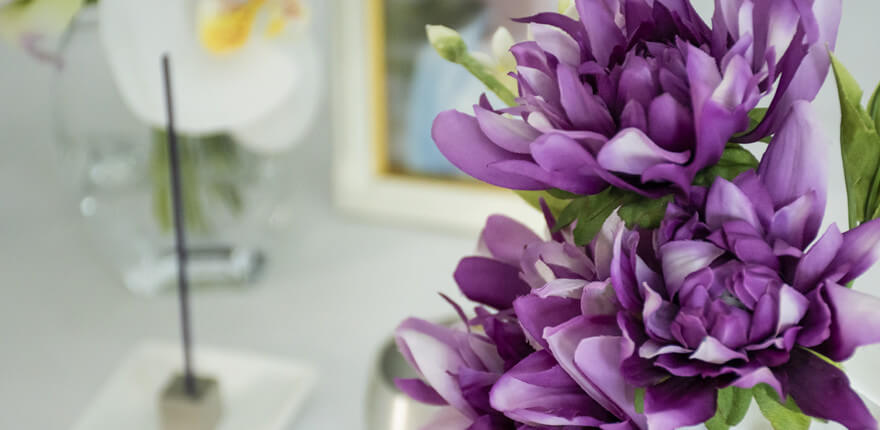 お供えのお花イメージ